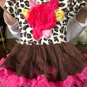 Popatu Dresses - Nwot Lord and Taylor girls 12 month party dress